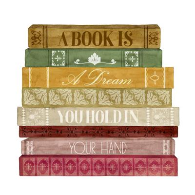 Book Lover I by Grace Popp