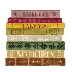 Book Lover II by Grace Popp
