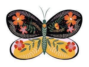 Butterfly Petals II by Grace Popp