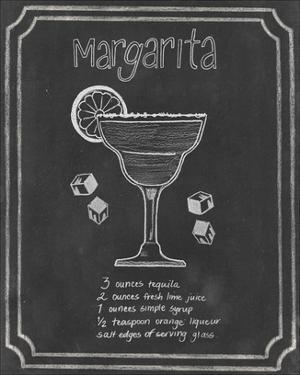 Chalkboard Cocktails IV by Grace Popp