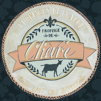 Cheese Label II by Grace Popp