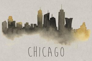 City Silhouettes II by Grace Popp