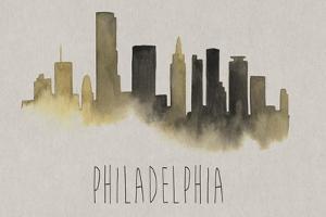 City Silhouettes VI by Grace Popp