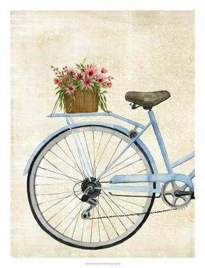 Courier Fleur I by Grace Popp