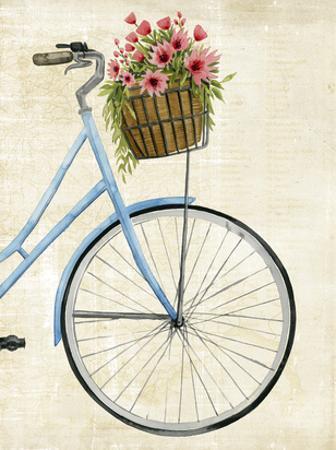 Courier Fleur II by Grace Popp