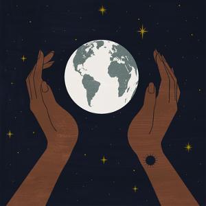Dear Mother Earth I by Grace Popp