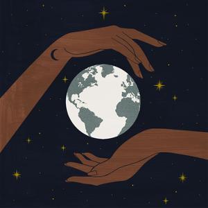 Dear Mother Earth II by Grace Popp