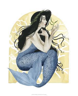 Deco Mermaid IV by Grace Popp