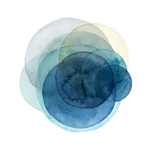 Evolving Planets I by Grace Popp
