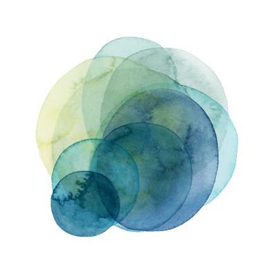 Evolving Planets IV by Grace Popp