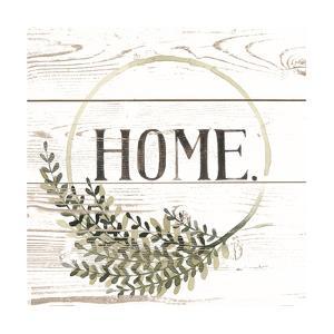 Family Farmhouse I by Grace Popp