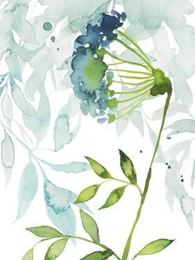 Flower & Leaf Layers I by Grace Popp