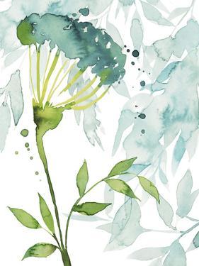 Flower & Leaf Layers II by Grace Popp