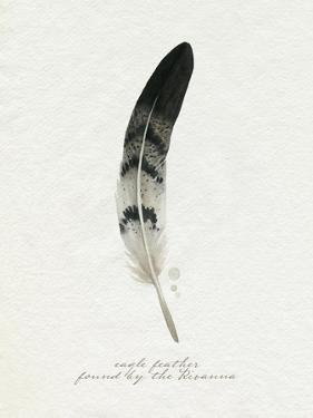 Found Feather I by Grace Popp