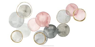 Gilded Spheres II by Grace Popp