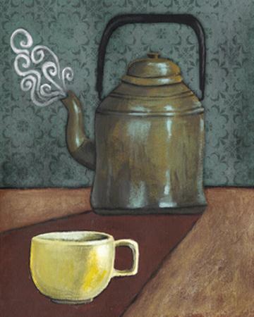 Good Morning Mugs I by Grace Popp