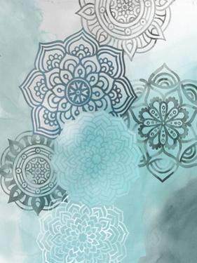 Ink Blot Mandala I by Grace Popp