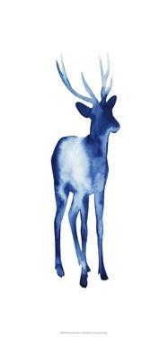 Ink Drop Rusa Deer I by Grace Popp