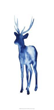 Ink Drop Rusa Deer II by Grace Popp