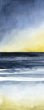 Layered Sunset Triptych I by Grace Popp