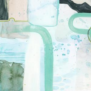 Minted Storm I by Grace Popp