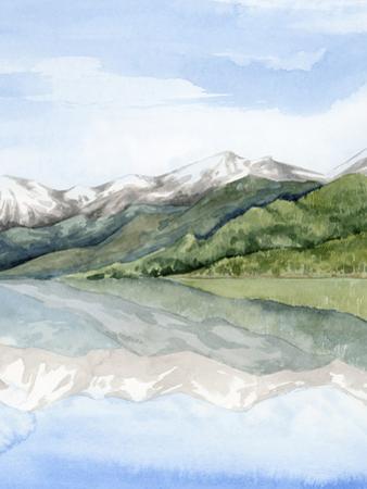 Mirror Lake II by Grace Popp