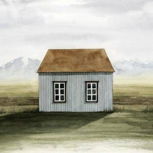 Nordic Cottage I by Grace Popp