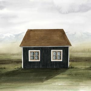 Nordic Cottage II by Grace Popp