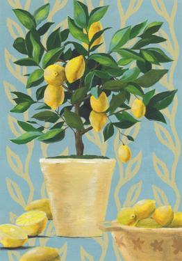 Opulent Citrus I by Grace Popp