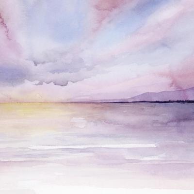 Pale Sunset II by Grace Popp