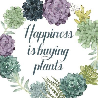 Plant Happiness I by Grace Popp