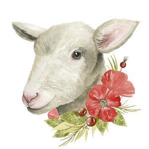 Poppy Farm III by Grace Popp