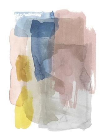 Puddle Pastel I by Grace Popp