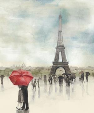 Rainy Day Lovers I by Grace Popp