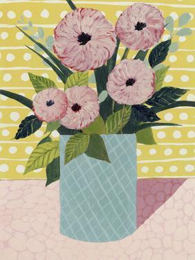Retro Bouquet II by Grace Popp
