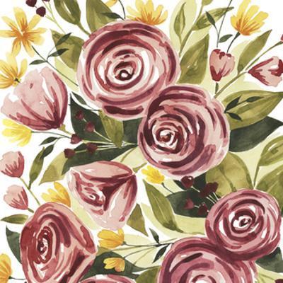 Rouge Bouquet I by Grace Popp