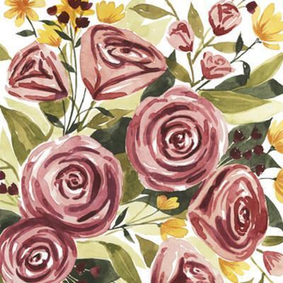 Rouge Bouquet II by Grace Popp