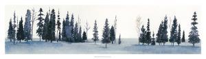 Sapphire Grove I by Grace Popp