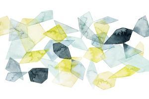 Seaglass Abstract I by Grace Popp