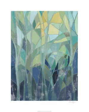 Stained Glass Forest I by Grace Popp