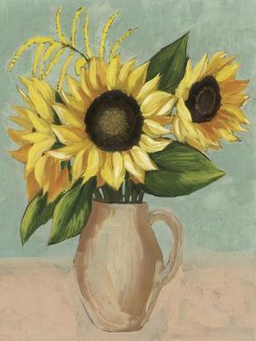 Sunflower Afternoon II by Grace Popp