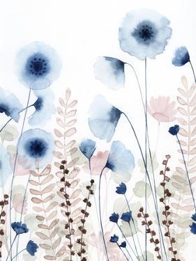 Sweet Flower Field I by Grace Popp