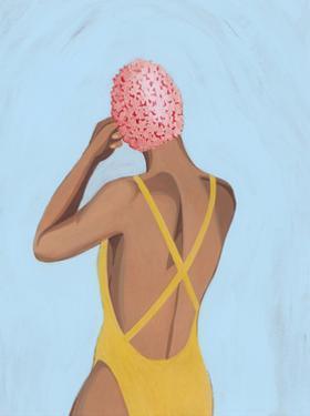 Swim Meet II by Grace Popp