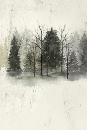 Textured Treeline I by Grace Popp