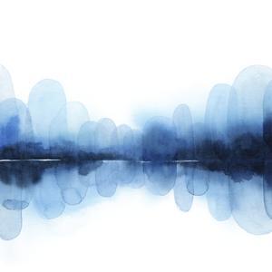 Ultramarine Mirror I by Grace Popp