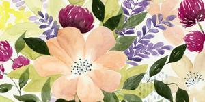 Vivid Blooming I by Grace Popp