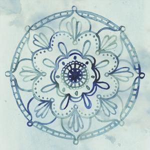Watercolor Mandala IV by Grace Popp