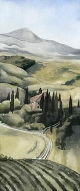 Watercolor Tuscany I by Grace Popp