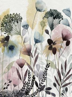 Watercolor Wildflower II by Grace Popp