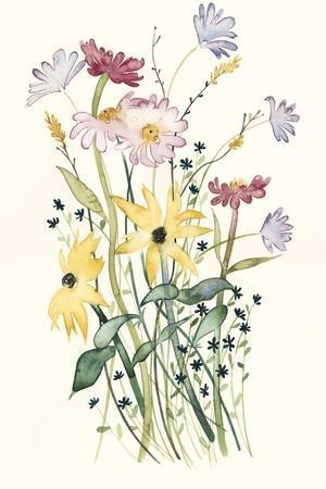Wildflower Watercolor II